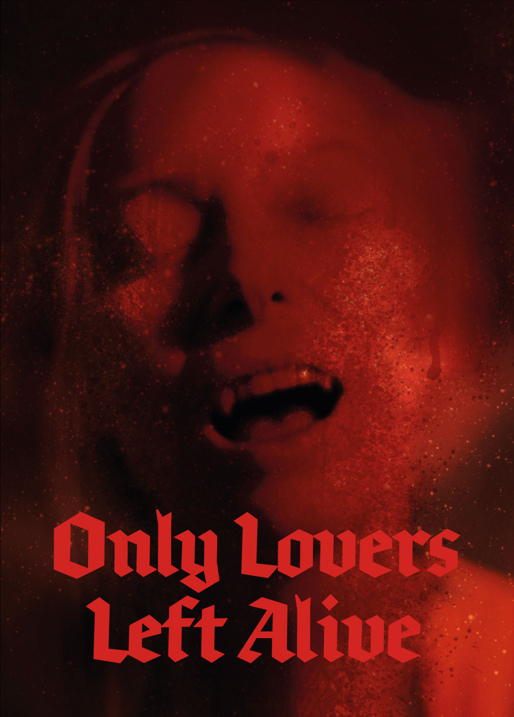 Adobe Portfolio music Film   Jim Jarmusch Tilda Swinton tom hiddleston graphic design  gore Vampires atp