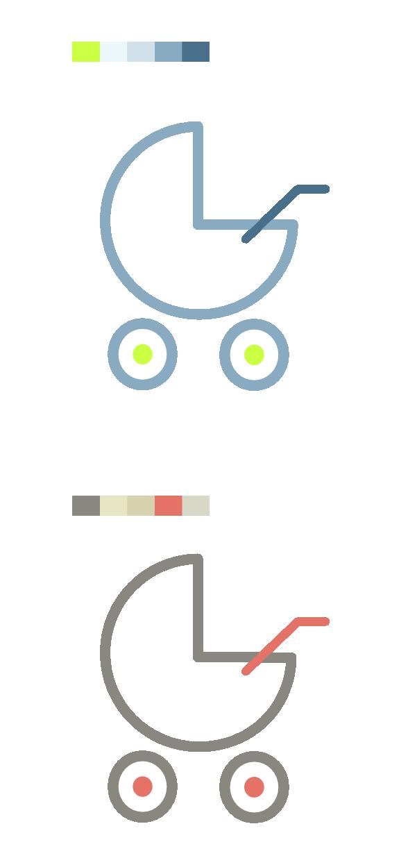 logo Mockup corporate babysitter