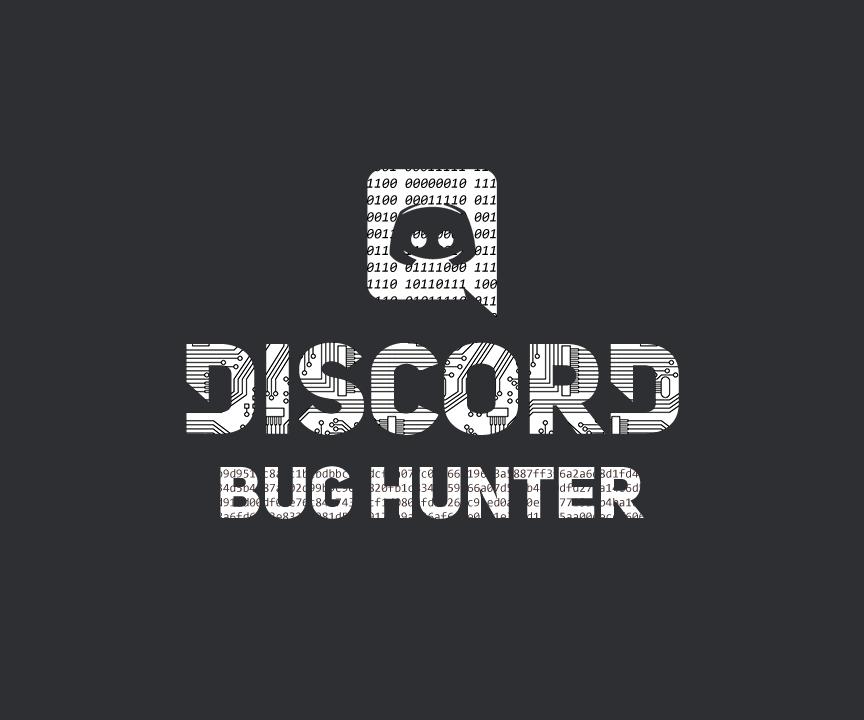 The Discord Bug Hunter Hoodie on Behance