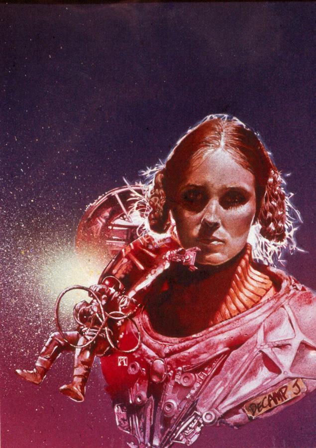 science fiction Science Fiction Classic Asimov Chronicles rockets robots philipkdick PhilipJoseFarmer Larry Niven Vestron Video Ubik