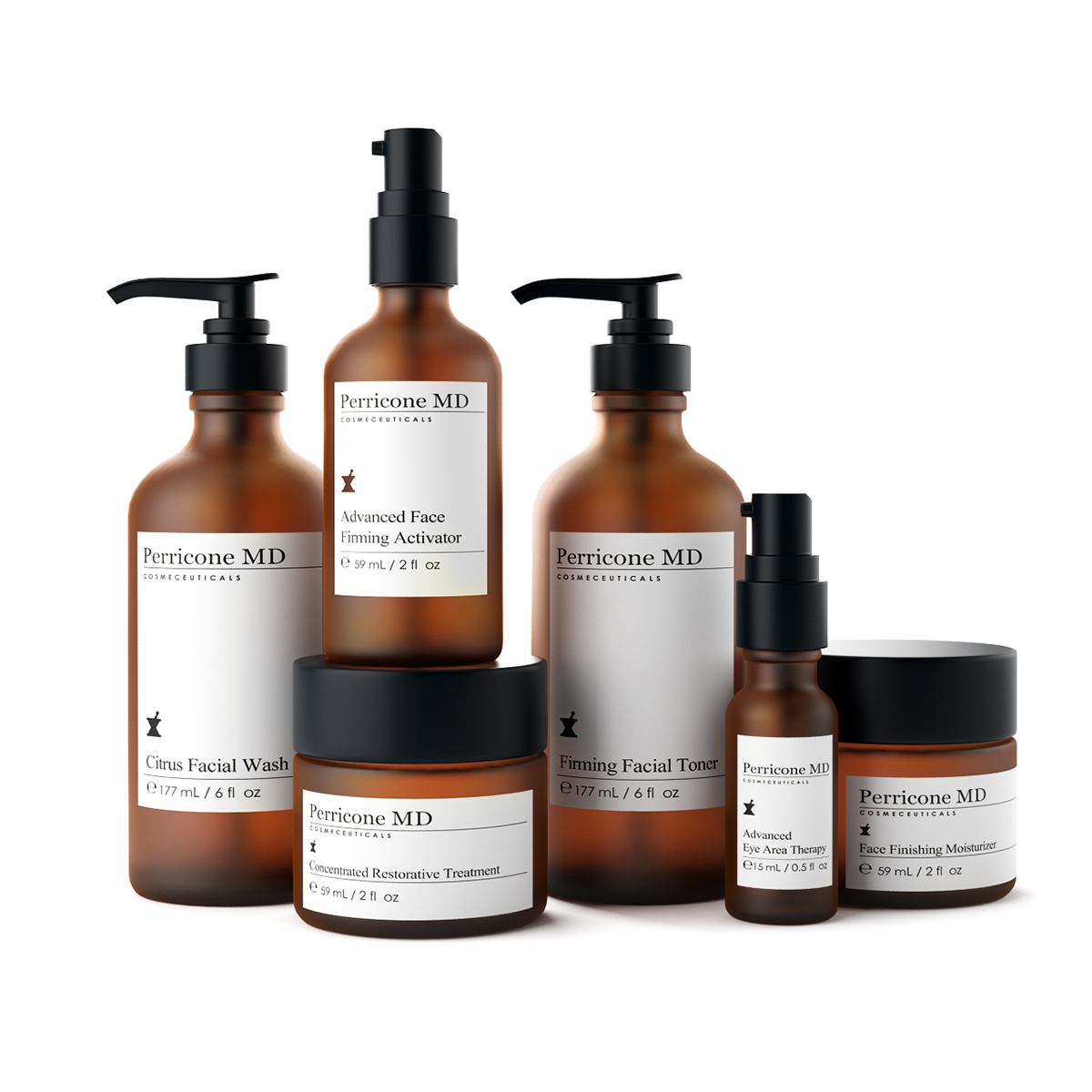 3d model: Skincare Set by Perricone on Behance
