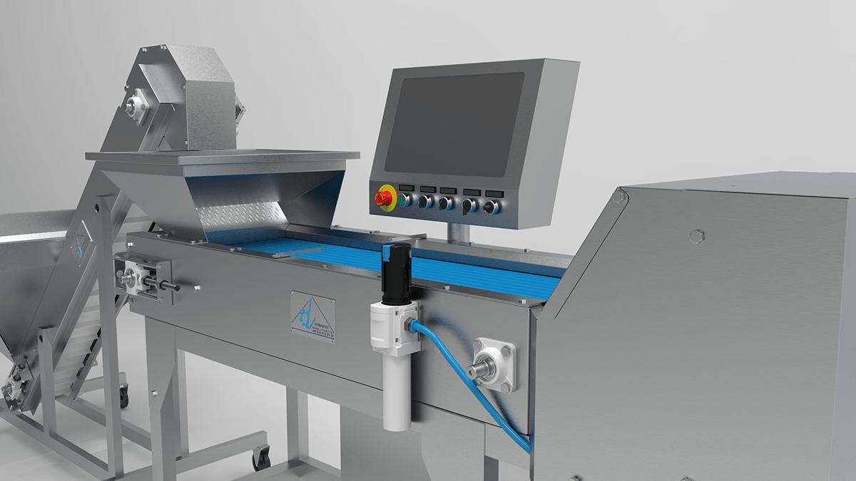 Render 3D machine Solidworks 3d modeling autodesk maya color olive zeytin Dumanay