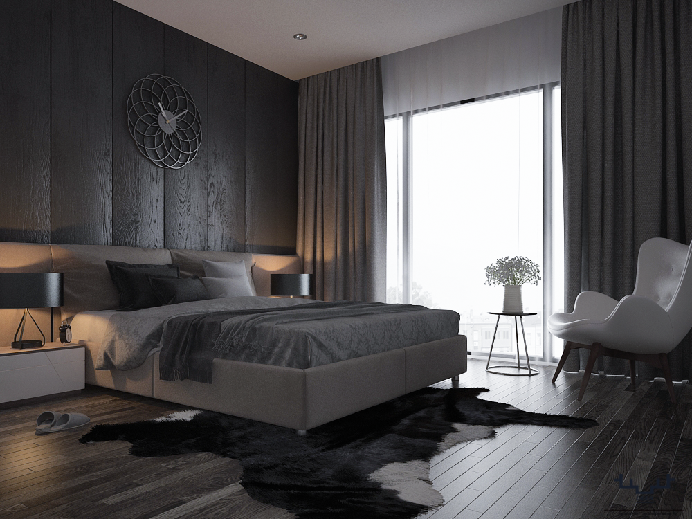Minotti Living Room And Bedroom Design On Behance