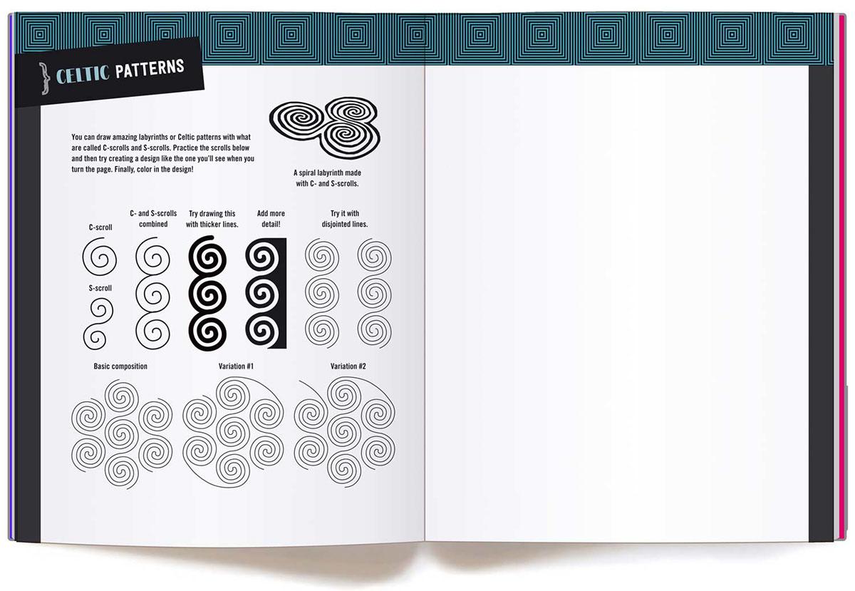 optical illusion children book publishing