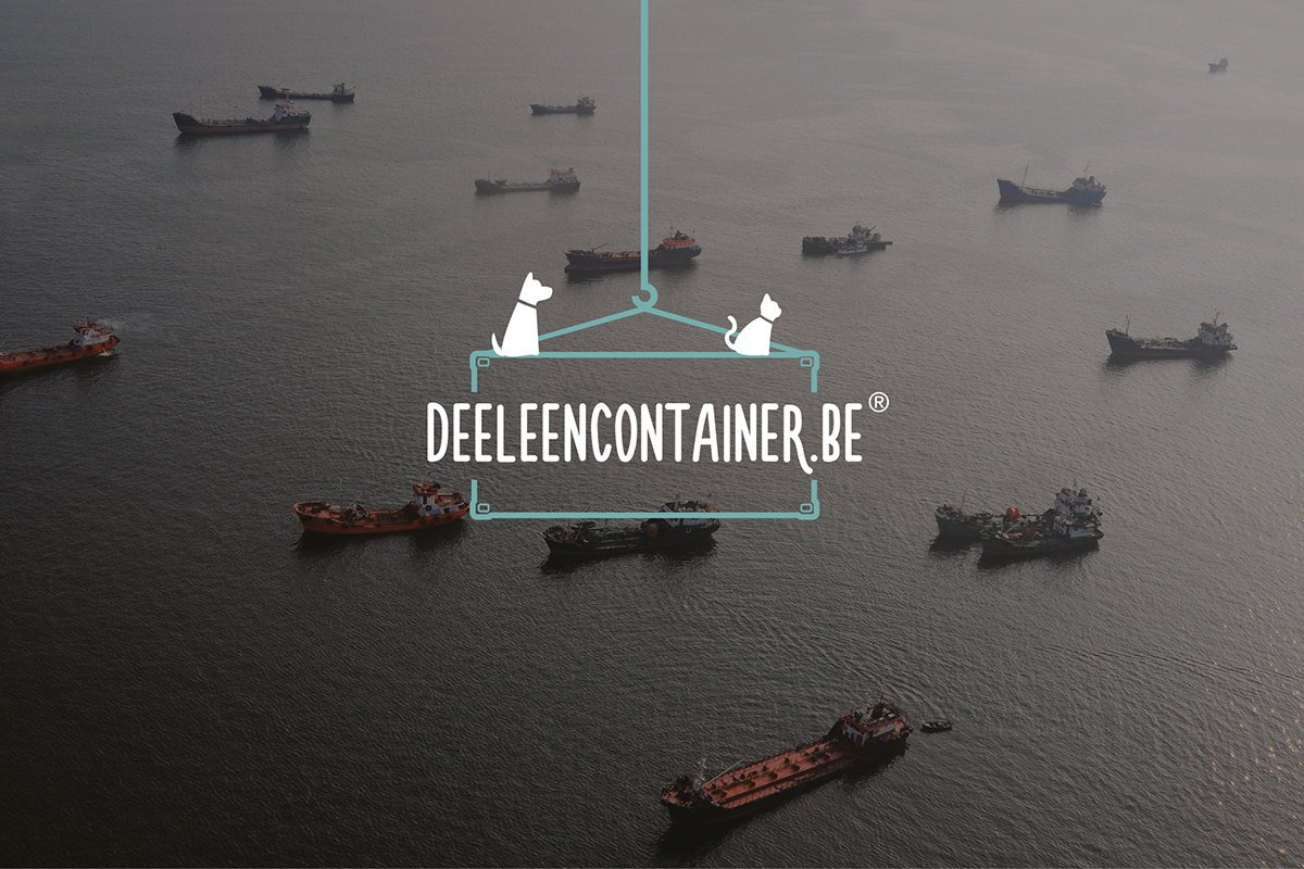 deeleencontainer container share freight Transport Pet products