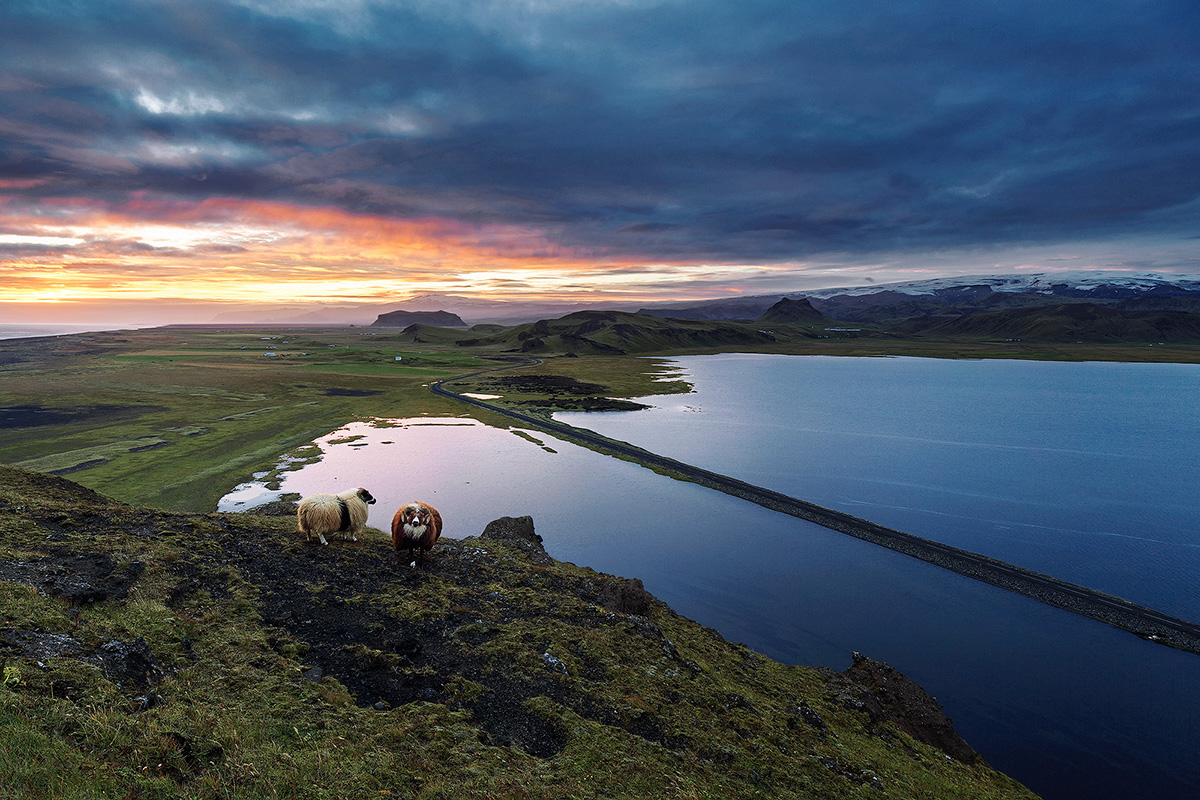 iceland adventure Travel Outdoor Landscape Highlands mountains hiking RoadTrip waterfall