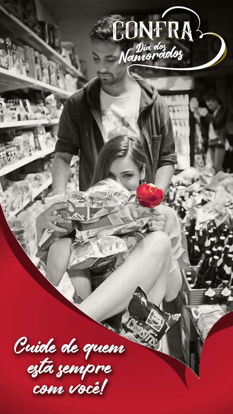 CONFRA namorados valentine