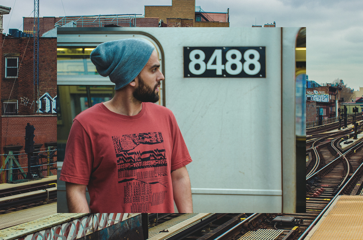 Adobe Portfolio Clothing bold Heavy apparel miami florida Patterns streetwear Menswear 5panel Hats t-shirt tee