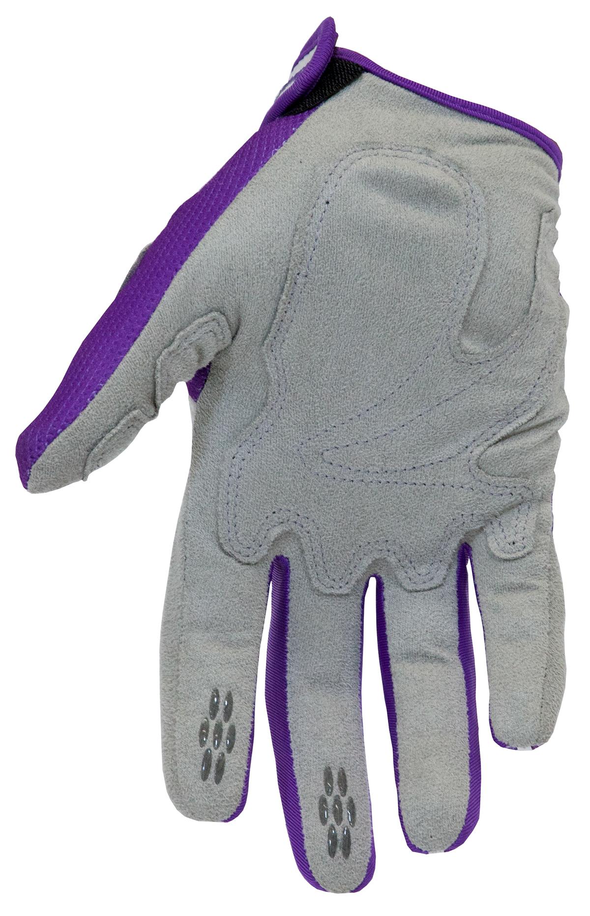 gloves fluid skull MTB mountain bike