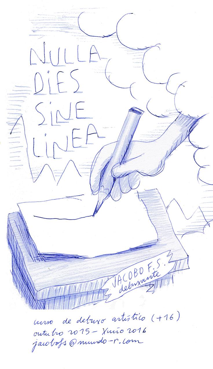 curso debuxo Vigo comic ilustracion Bellas artes