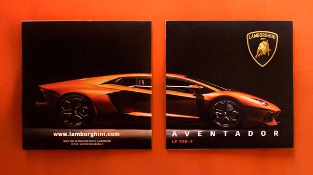Lamborghini Gallardo Lambo supercar italian car poster print picture A3 SIZE
