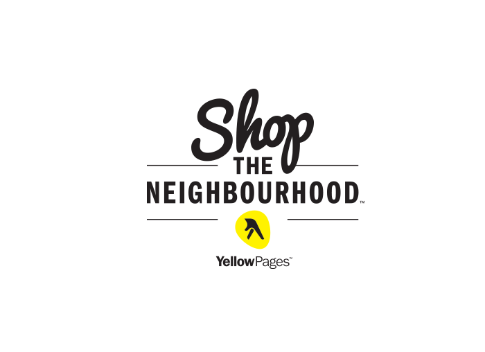 Shop The Neighbourhood 2014 - Yellow Pages Canada on Behance