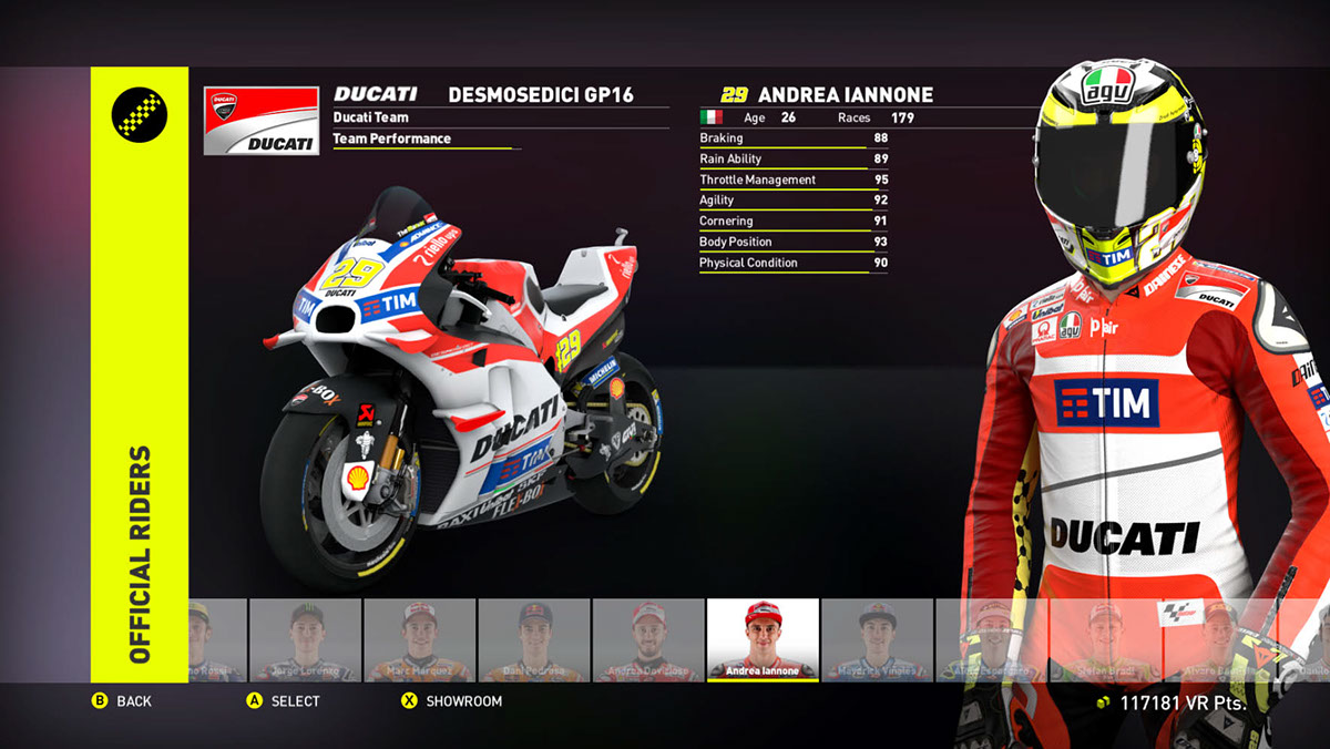 Valentino Rossi The Game - 2D/UI Graphic on Behance