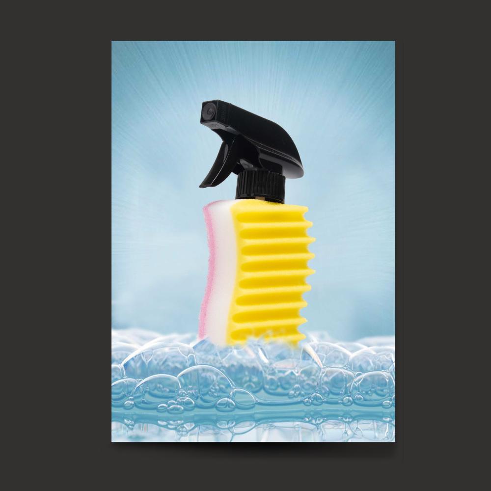 Poster Design surrealism