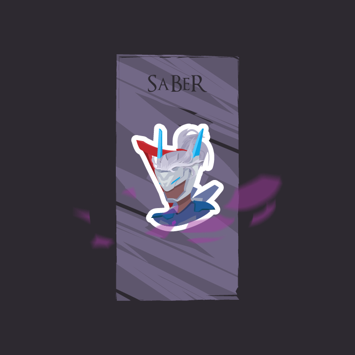 Mobile Legends Bang Bang Icon Sticker On Pantone Canvas Gallery