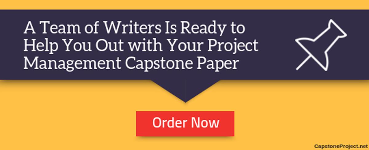 project management capstone