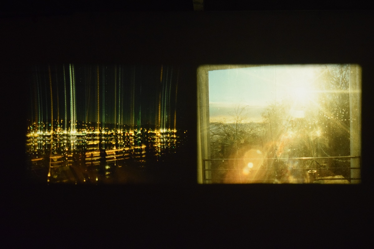 Adobe Portfolio 16mm Installation Art Film   projection native art