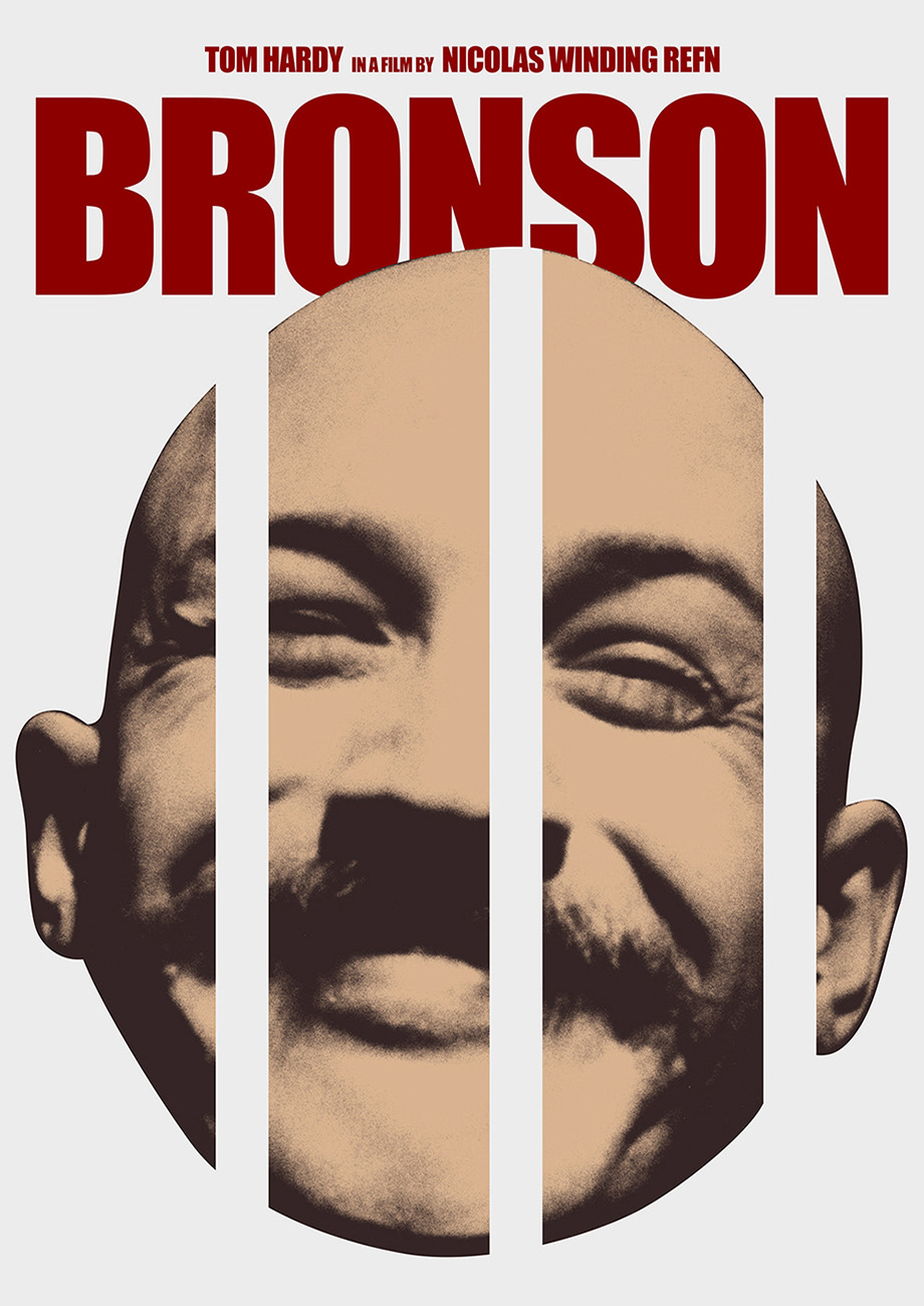 Poster for Bronson movie
