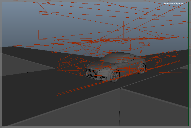 felix berndt automotive   CGI TTS Audi fullCG fullcgi tt Photography  retouch