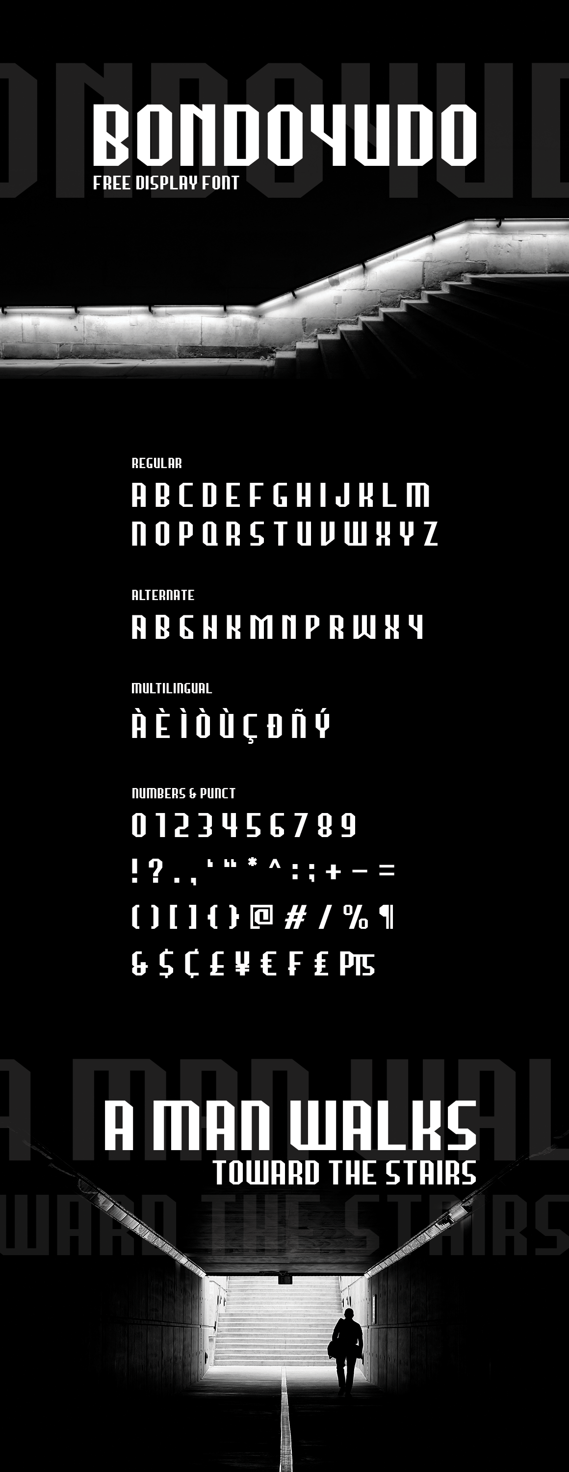 typhography font Display graphic design Typeface bold free