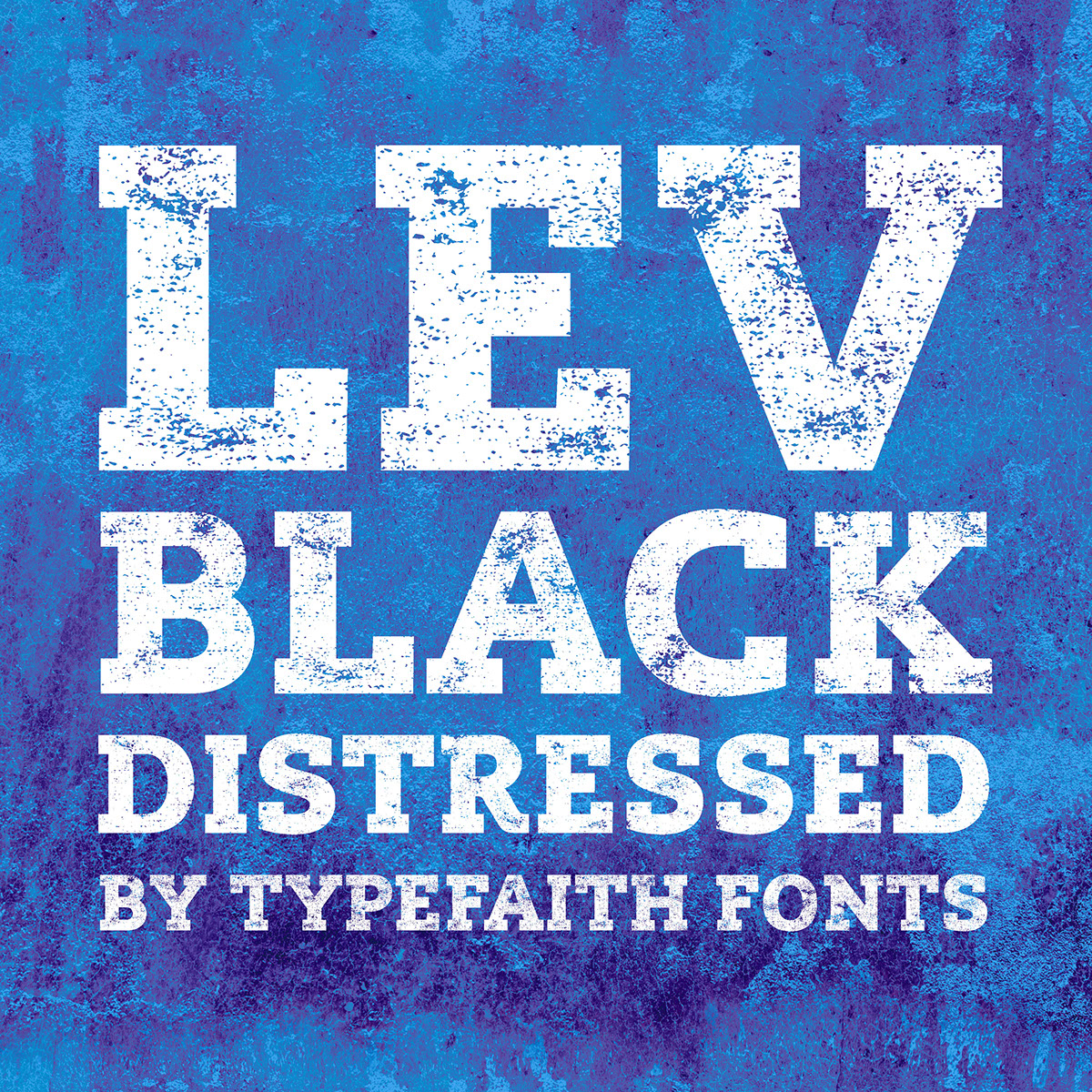 Free font font Typeface TypeFaith Fonts Distressed free