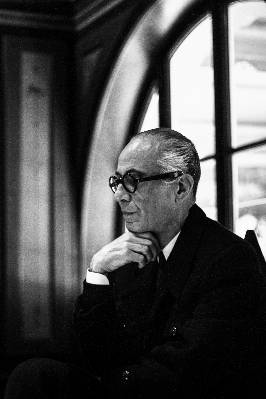 Dario Ruggiero Serge Lutens Possession Immediate John Jefferson Selve portrait Photography
