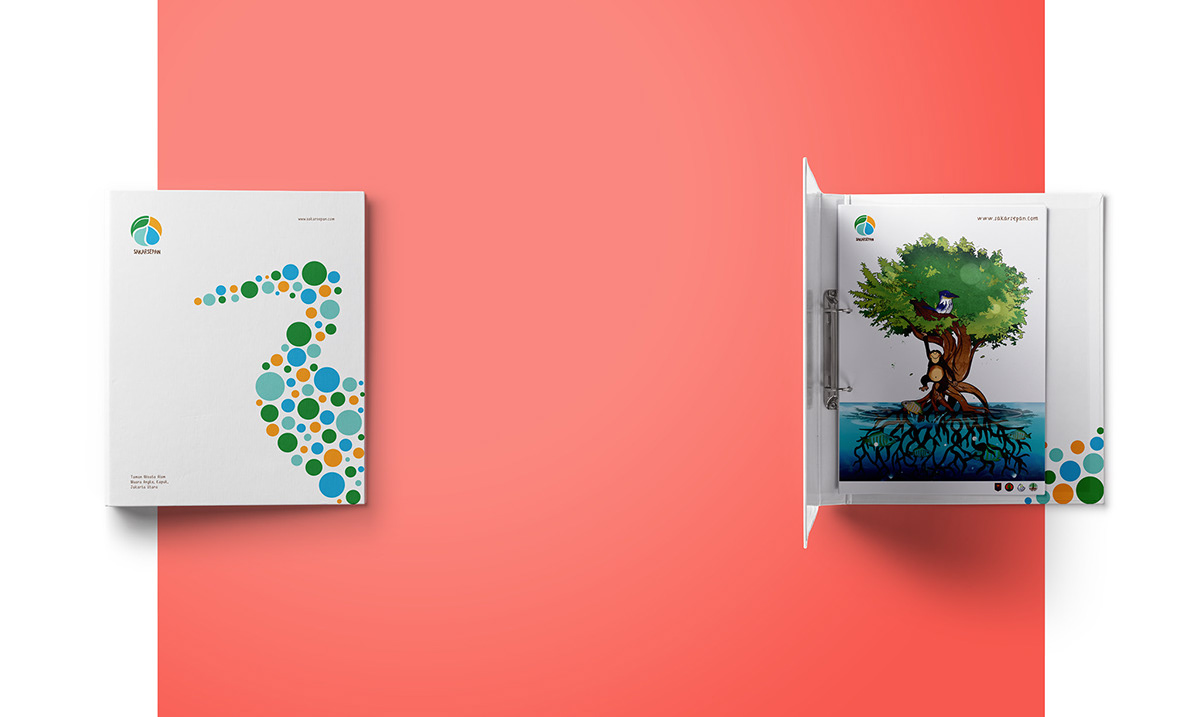 campaign logo Stationery poster mangrove branding  print Collateral graphic design  Advertising