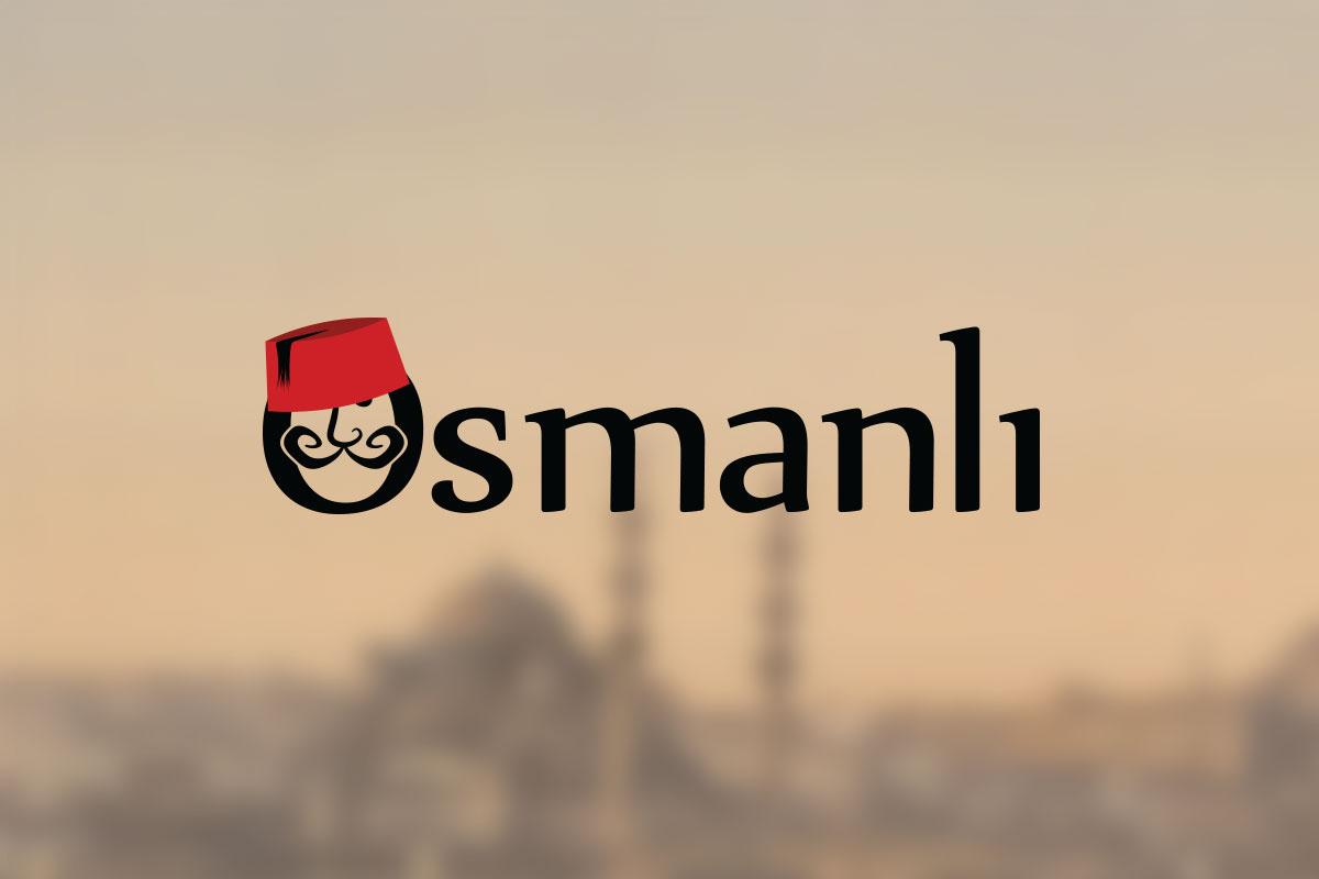 Osmanlı Logo Ottoman Logo Logo Design best logo