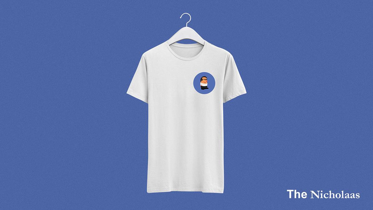 cartoon ILLUSTRATION  Digital Art  vector art Tshirt Design