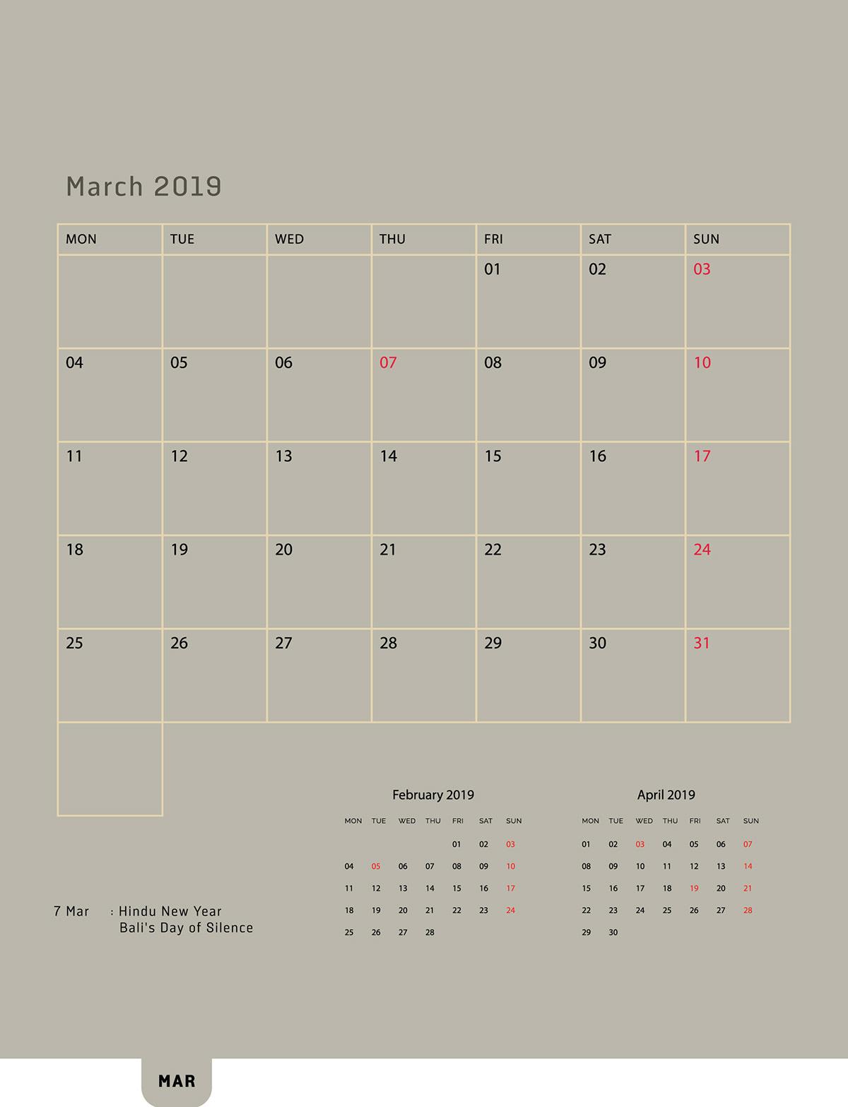 ILLUSTRATION  calendar Theme Adobe Illustration Adobe Photoshop Drawing  product inspiration