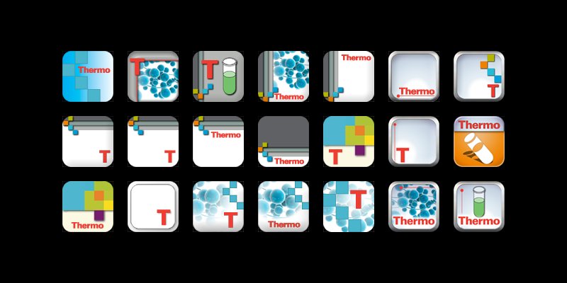 Illustrator photoshop app icons