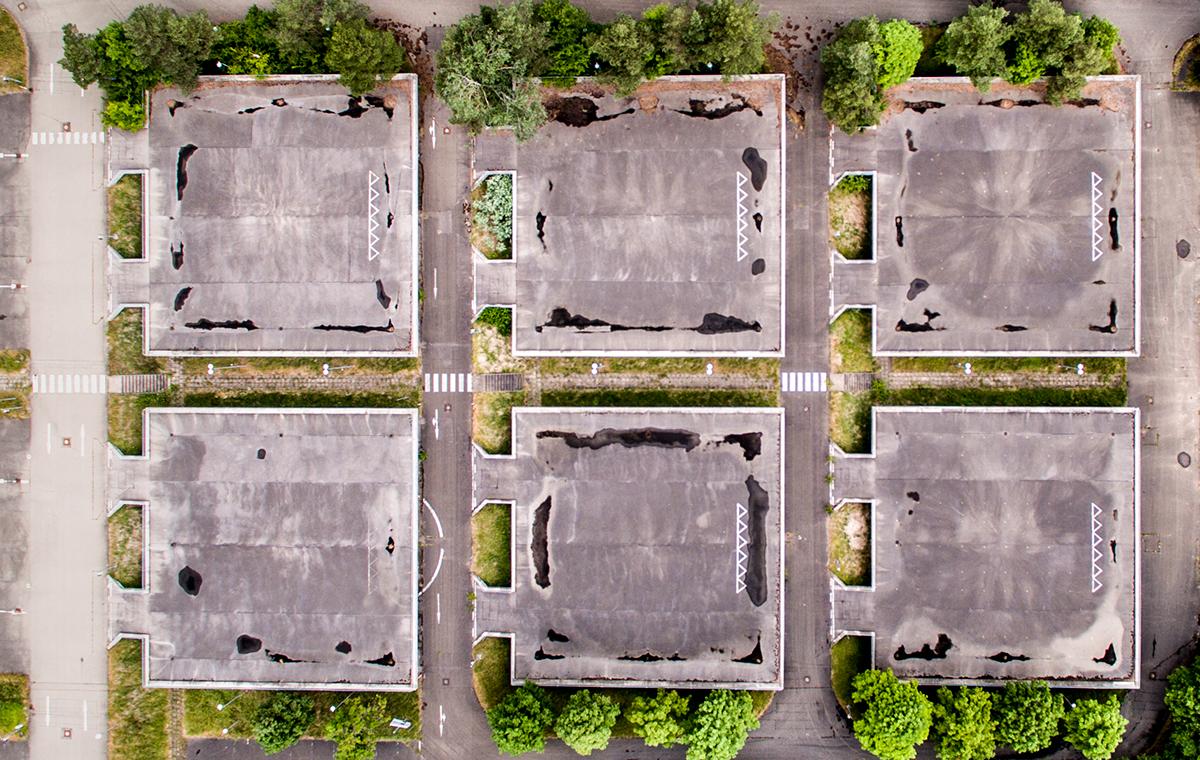 aerial shot aerieal photo DJI drohne fliegen Phantom 3 quadrokopter