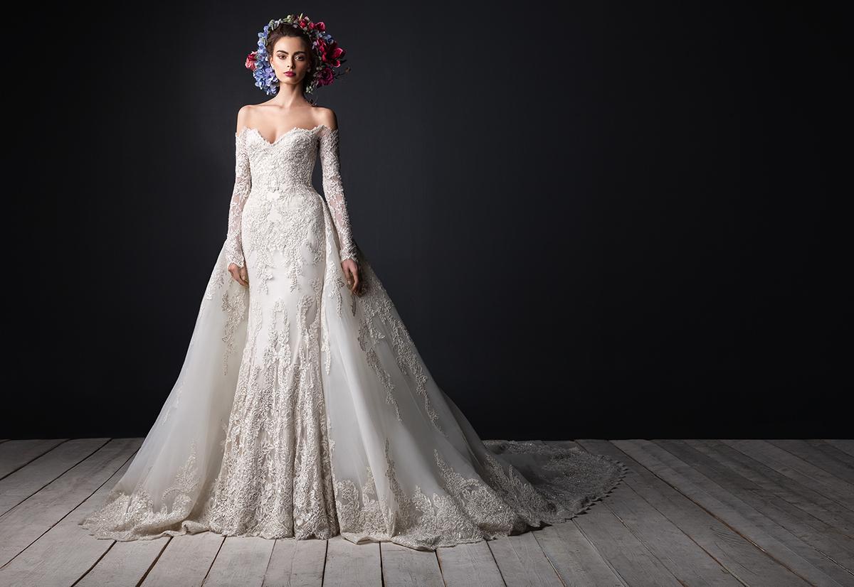 RAMI AL ALI Wedding dresses SS 2015 on Behance
