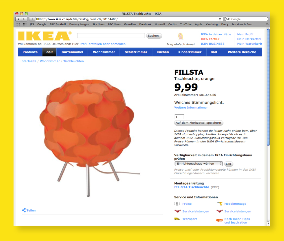 Smallest Ikea Store In The World On Behance