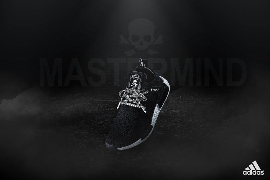 92842c68d Adidas NMD Mastermind on Behance