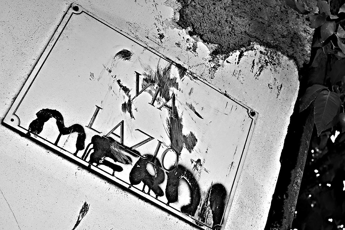 villalba favelas Photography  Fotografia b/n degrado cultura provincia desolazione società