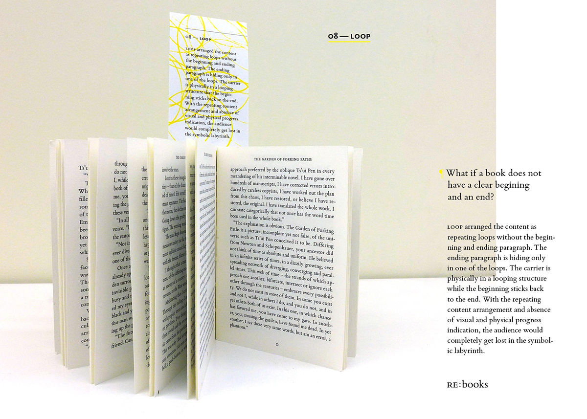 book questioning Visual Communication PolyU Design Annual Show 2015