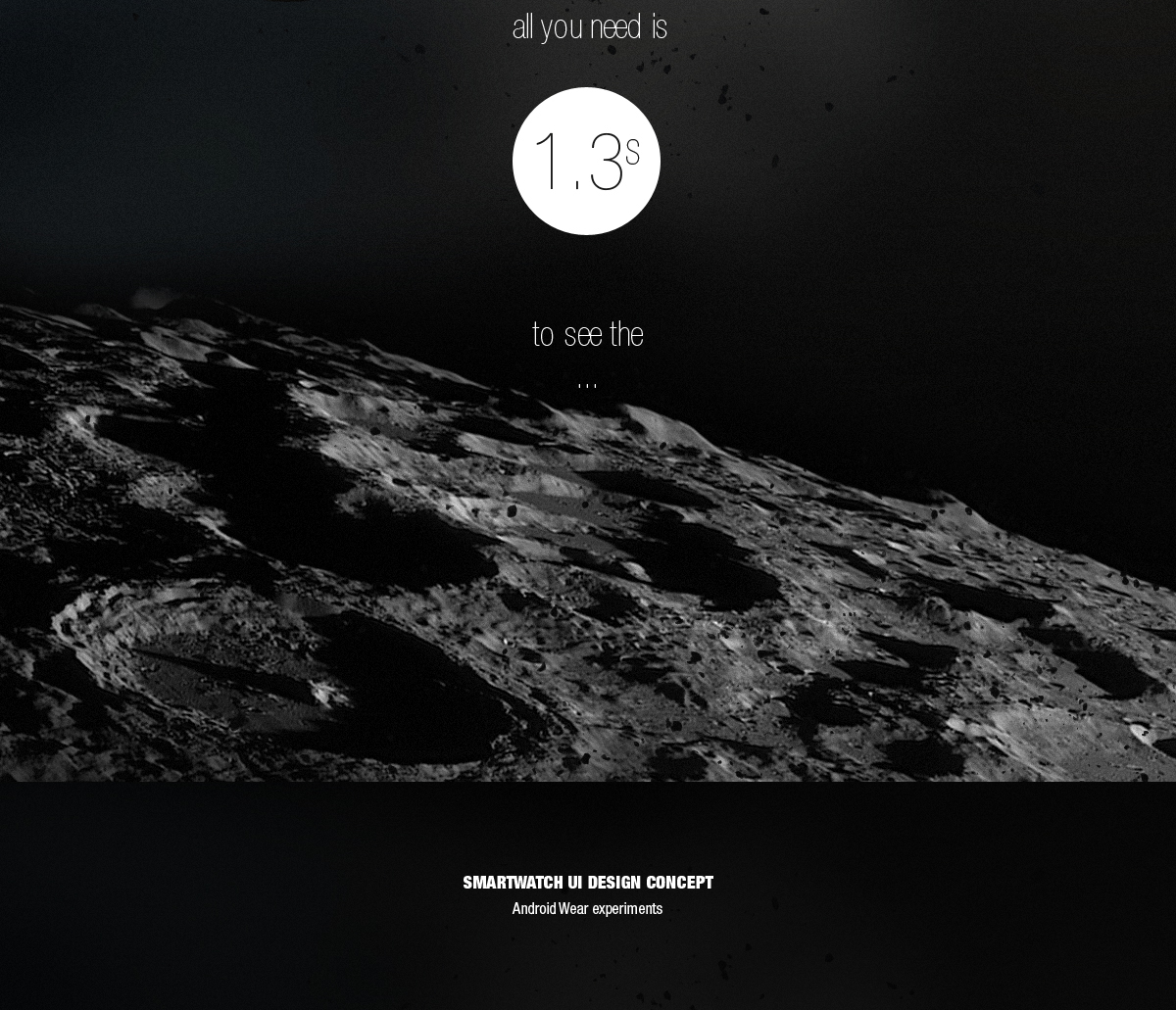 smartwatch watch Smart android iwatch clock time UI ux wear