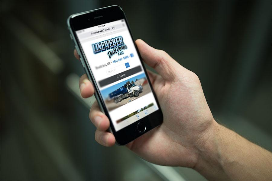 Lineweber DirtWorks Website