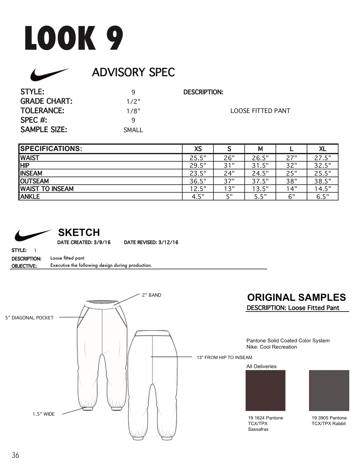 Nike Capsule Collection On Behance