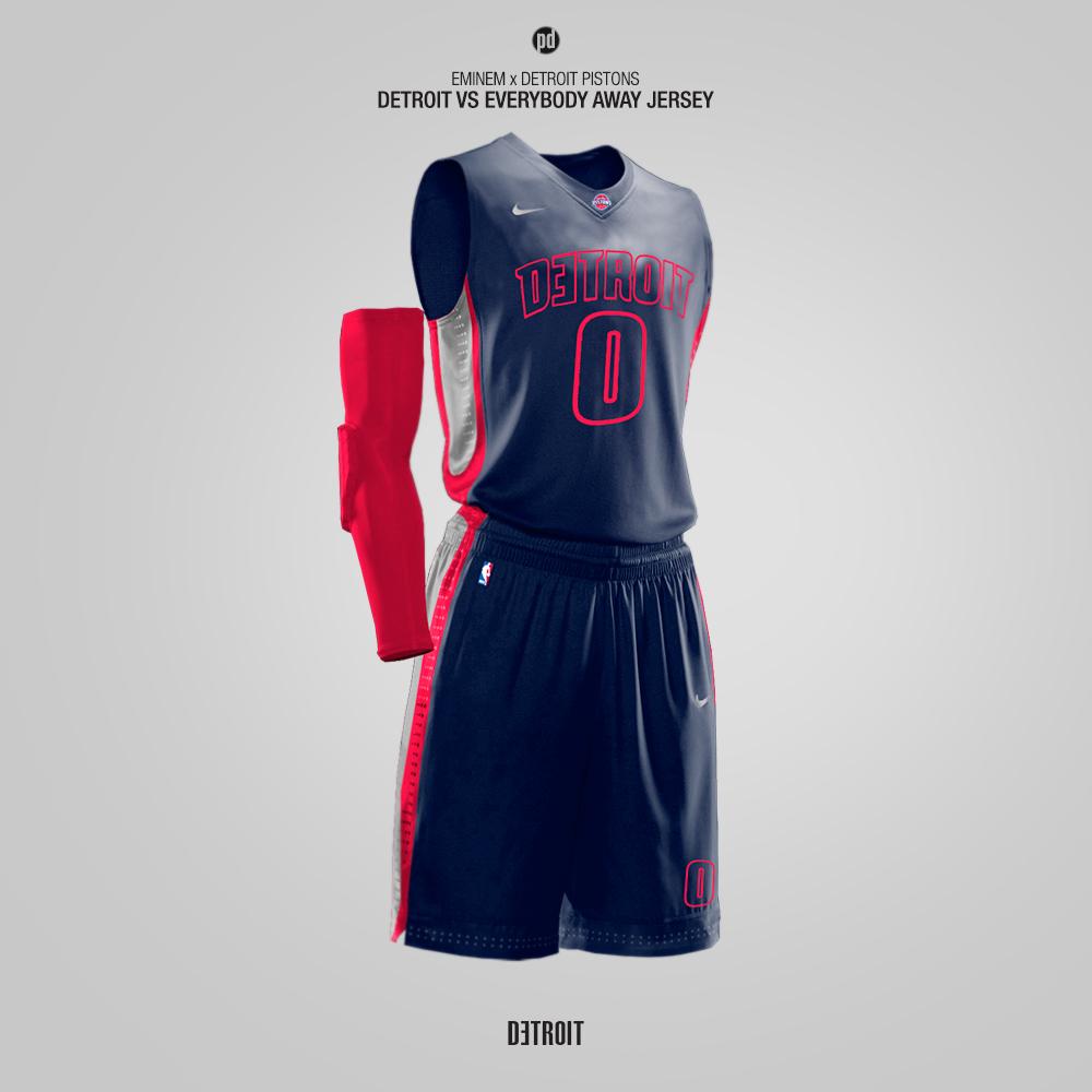 ebffce29cfbe Nike x NBA Jerseys x Rap Artists on Behance