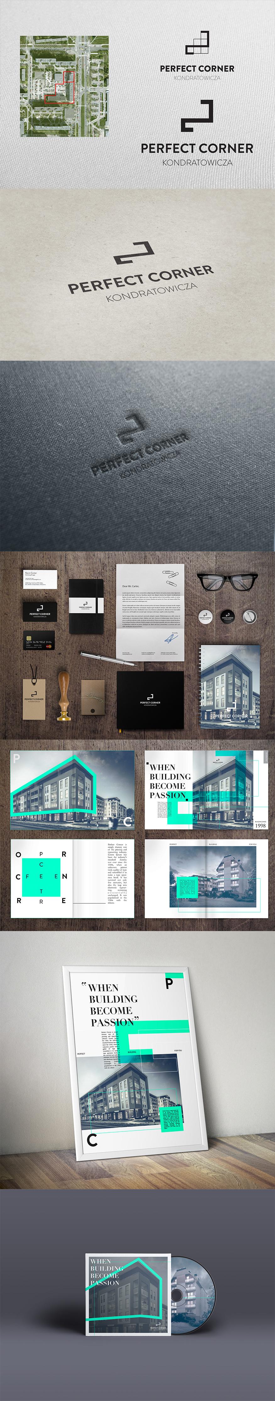 ewelinagaska.com logo folder building developer brand home perfect magazine cloud warsaw