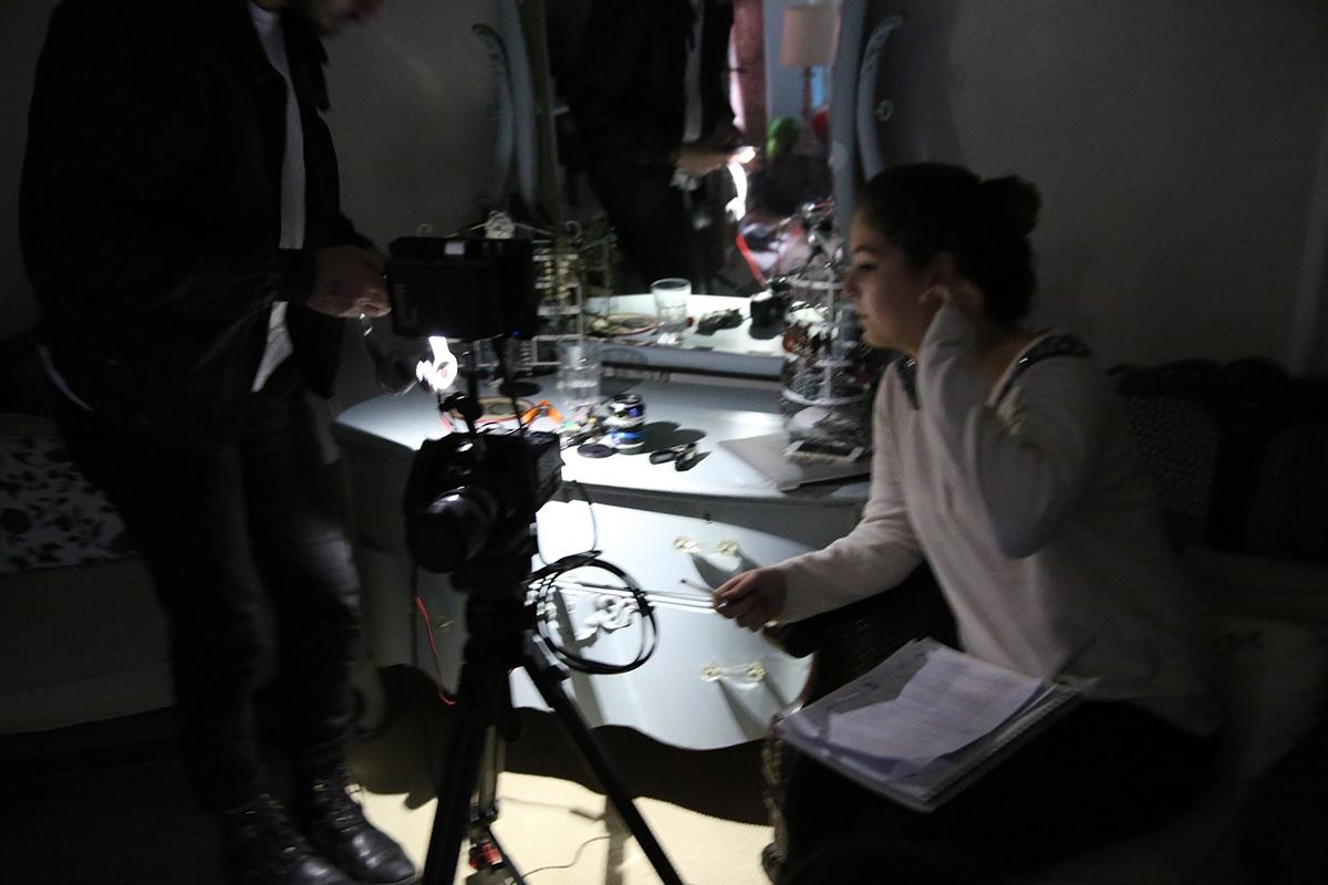 nyx movie short thesis senior final nex HD sound night terror night MICA premiere adobe sony nex fs