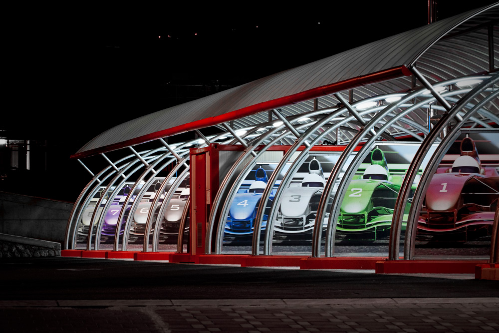 Sferica, Self Service Car Wash System By Adriateh On Behance