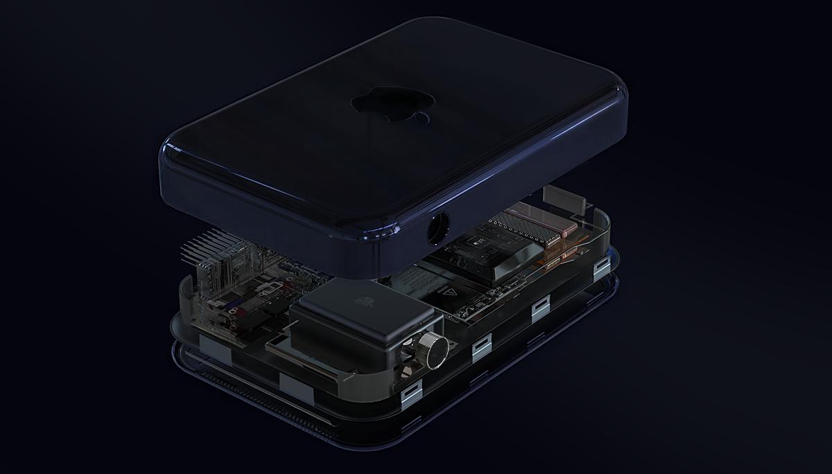 Apple mini projector on scad portfolios for Apple pocket projector
