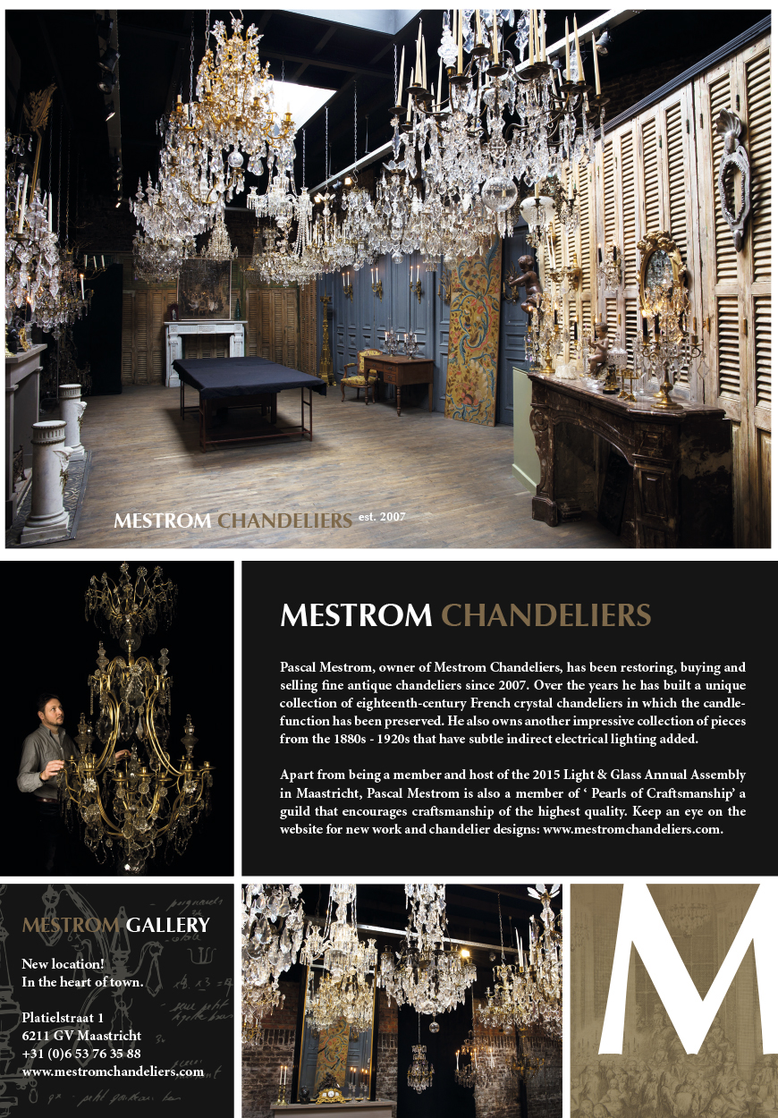 annual assembly light and glass mestrom chandeliers house of communications