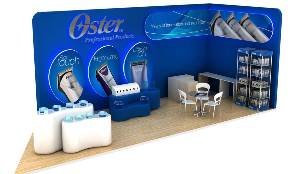 Oster Stand Stand Oster Professional Pro