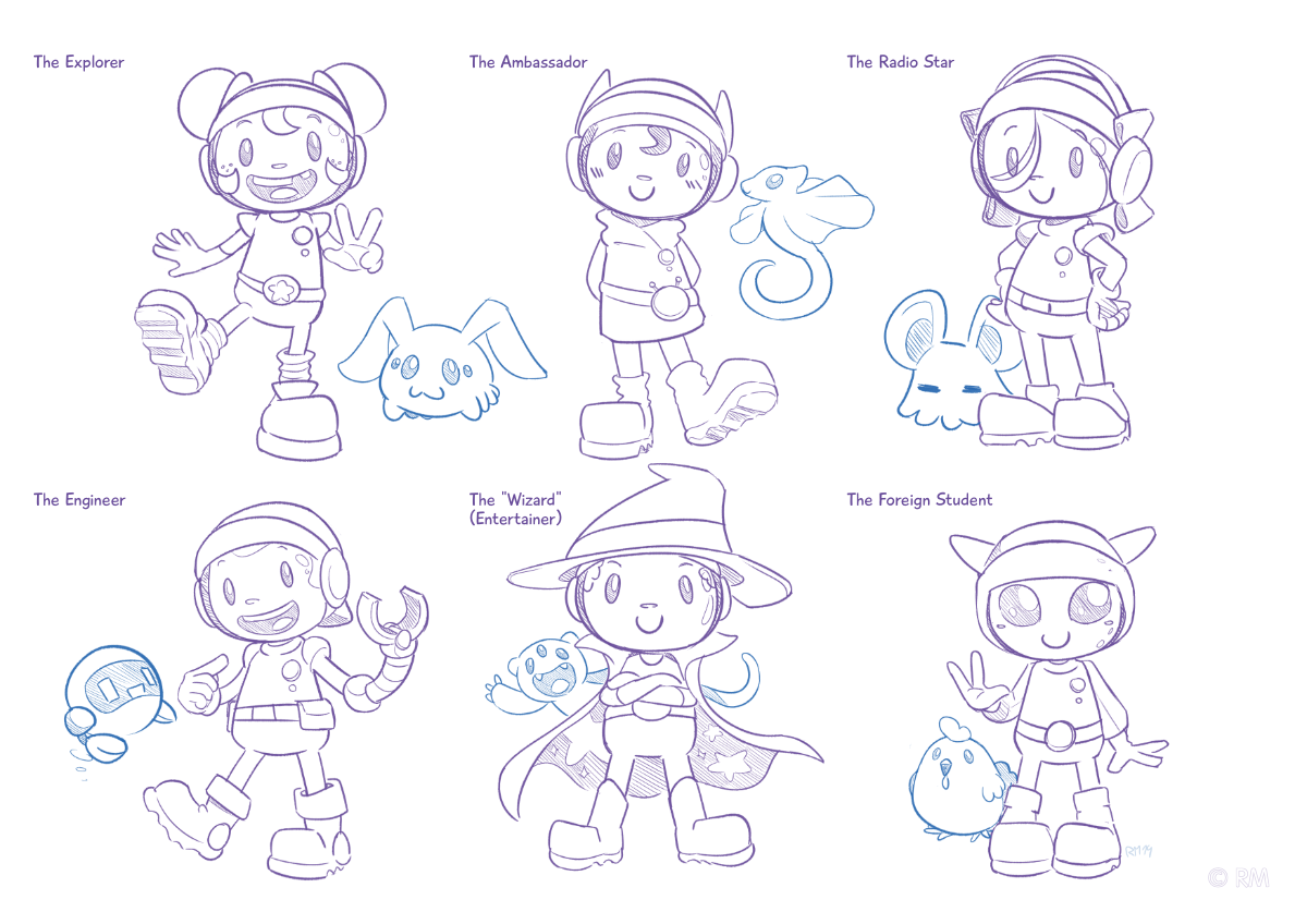 toy design  Space  space girl alien cute toy spaceship sketches astronaut