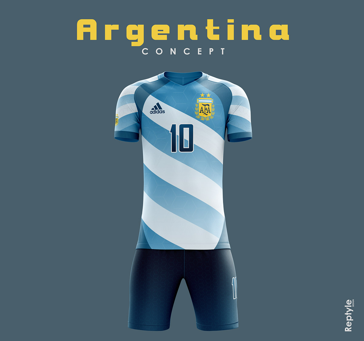 Argentina soccer kit concept. Maurizio Moretti •. Follow Following Unfollow.  Save to Collection 08f704c29