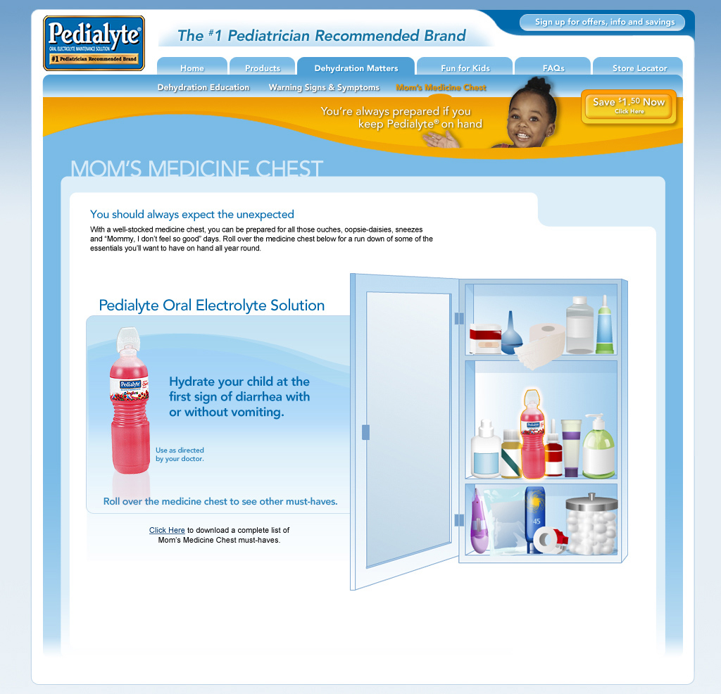 Pedialyte - Abbott Nutrition on Behance